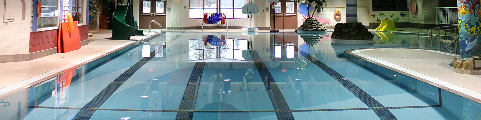 Tumbler Ridge Community Centre Pool
